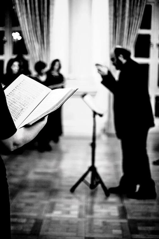 Director, Britten 100 Concert